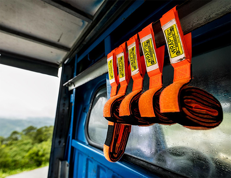 These Tie-Down Straps are Smarter & More Secure at werd.com