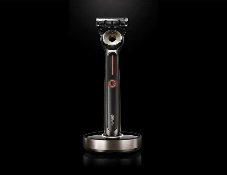Gillette Brings The Heat for a Better Shave at werd.com