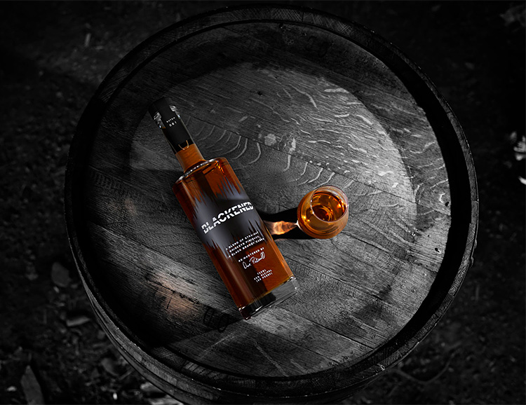 Metallica's Latest Release: Blackened American Whiskey at werd.com