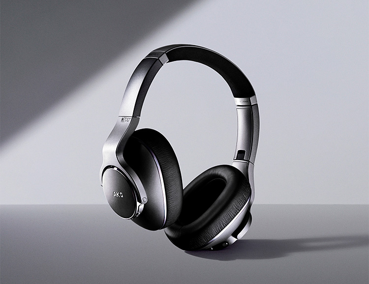 Samsung's AKG N700NC Wireless Headphones Go The Distance at werd.com
