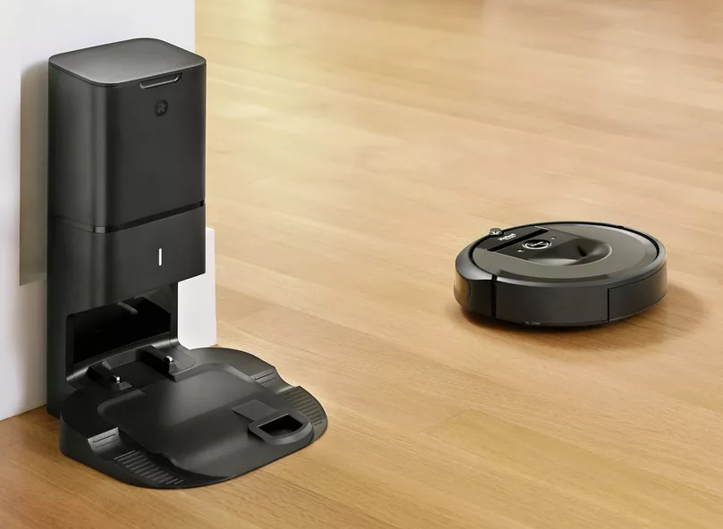 The Roomba i7+ is the Best One Yet at werd.com