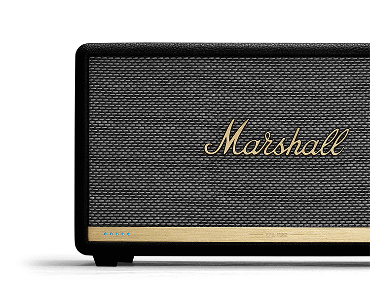 Marshall Brings Amazon Alexa To Their Voice Home Speakers at werd.com