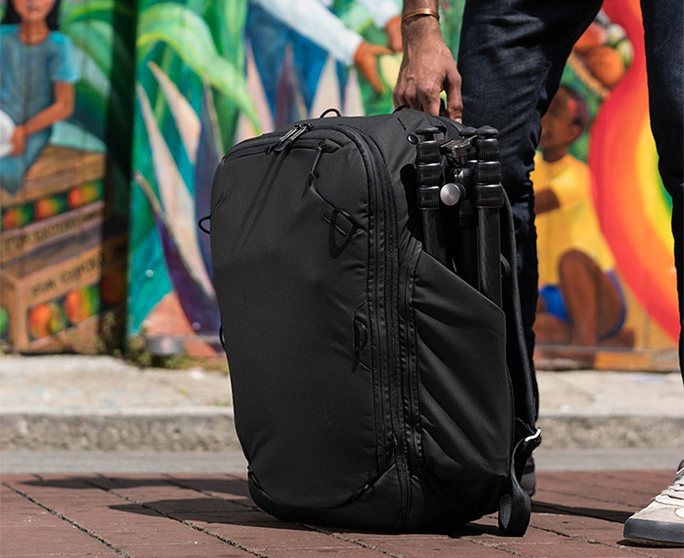 This Travel Pack is Versatile with a Capital V at werd.com