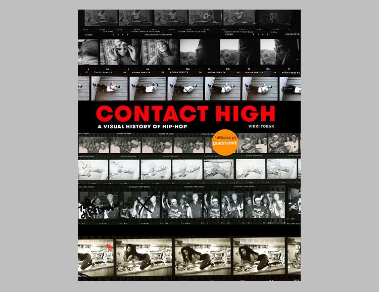 Contact High: A Visual History of Hip-Hop at werd.com