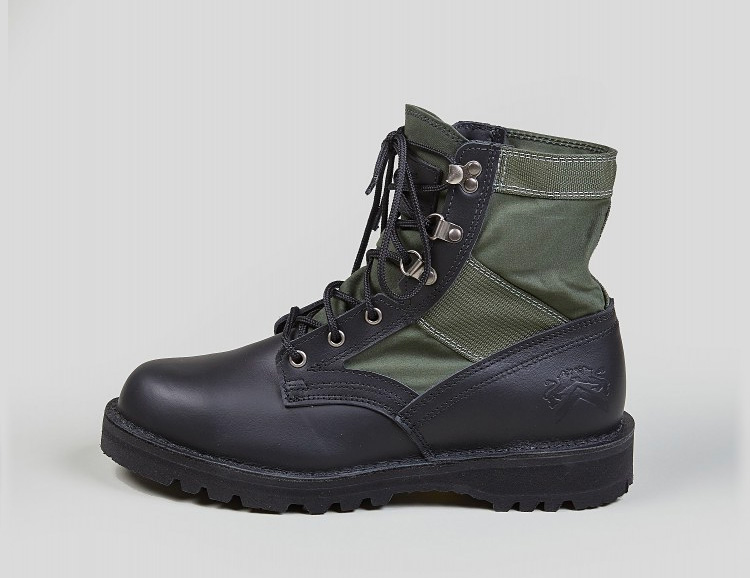 Nigel Cabourn & Danner Partner Up for a Modern Jungle Boot at werd.com