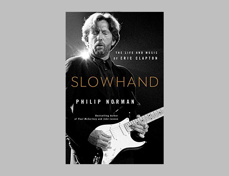 Slowhand: The Life and Music of Eric Clapton at werd.com