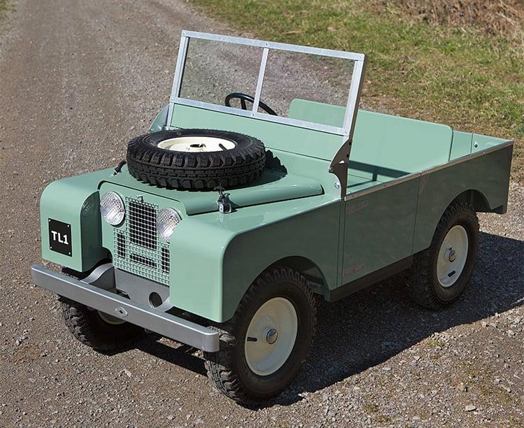 Toylander 1 is a Grom-Size Original Rover at werd.com