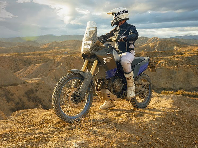 First Look: Yamaha Ténéré 700 ADV at werd.com