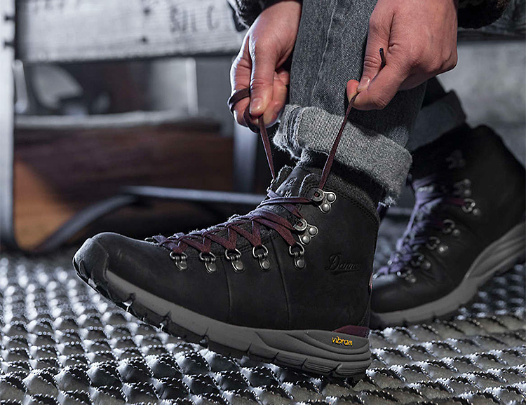Danner Heats Up The Season with the Weatherized Collection at werd.com
