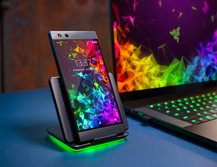 Razer Phone 2 is Purpose-Built for Gaming at werd.com