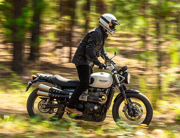 Triumph Rolls Out Updated Street Twin & Street Scrambler at werd.com