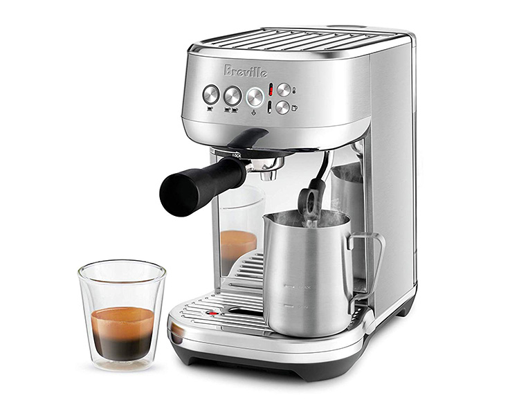 Exceptional Espresso At Home: The Breville Bambino Plus at werd.com