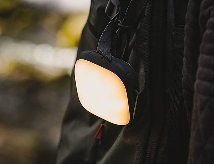 Bright Light & Fast Charge Power: The Cairn XL Lantern at werd.com
