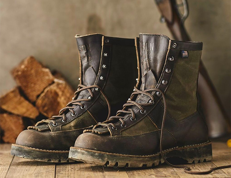 Filson & Danner Got Together & Made a Badass Boot at werd.com