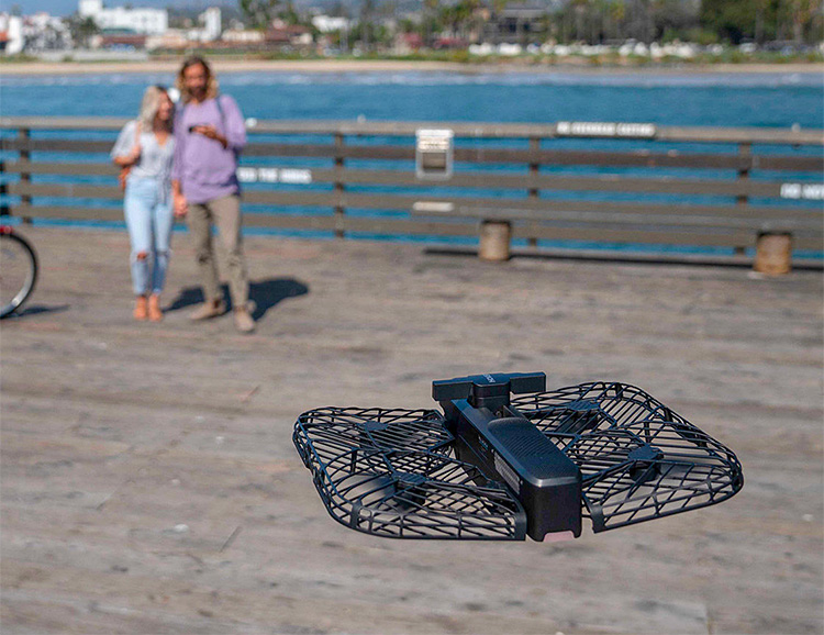 The Hover Foldable Drone Just Got A Lot Better at werd.com