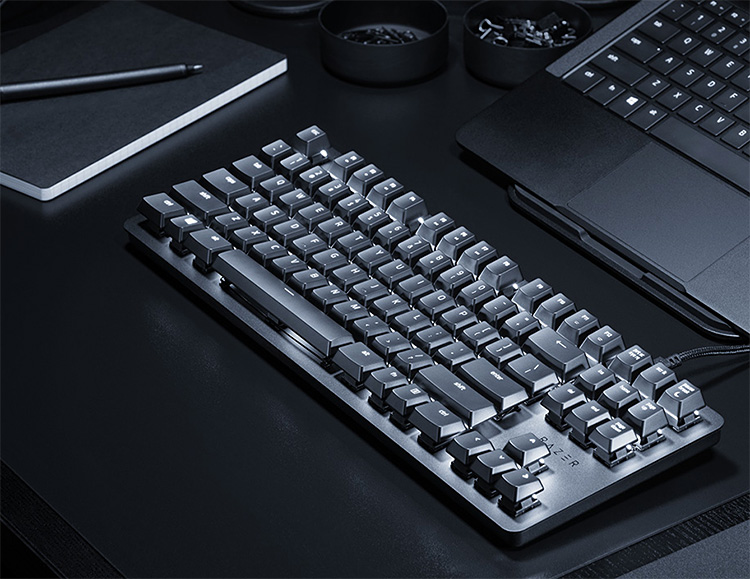 Razer Introduces BlackWidow Lite Work+Gaming Keyboard at werd.com