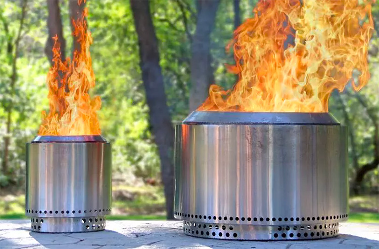 Solo Stove Offers Two New Sizes of Their Award-Winning Firepit at werd.com