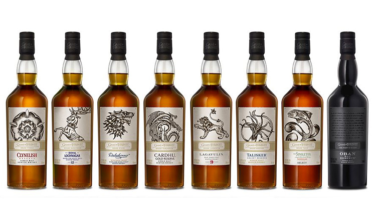 <i>Game Of Thrones</i> Whisky? Let's Make It a Double at werd.com
