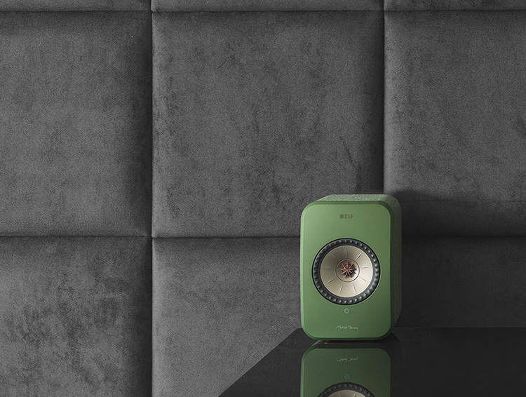 KEF Audio Introduces LSX Speaker Set at werd.com