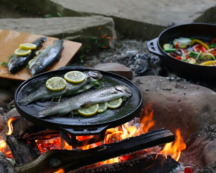 Here's What You Need To Cook Everything Outdoors