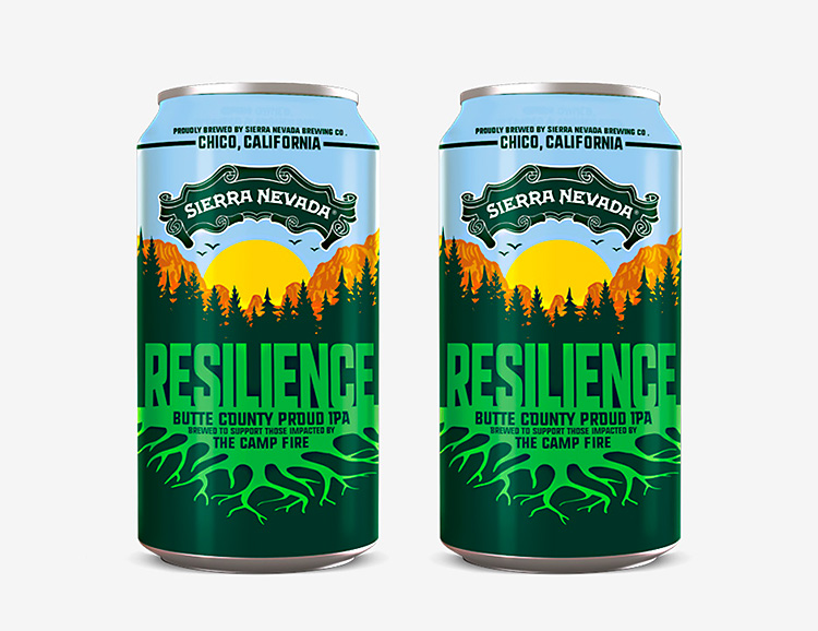 Sierra Nevada Creates New IPA to Support Victims of California Wildfires at werd.com