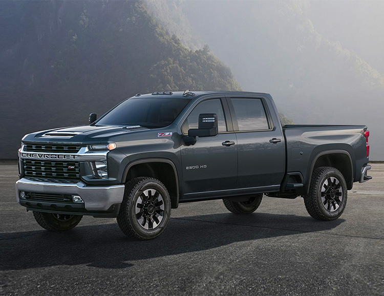 Chevy Bulks Up Their 2020 Silverado HD Trucks at werd.com