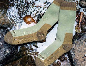 Treat Your Feet To Waterproof Socks