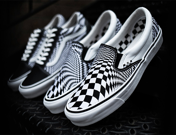 "The End. x Vans Vertigo Pack is Like ""Whoa, Bro."" at werd.com"