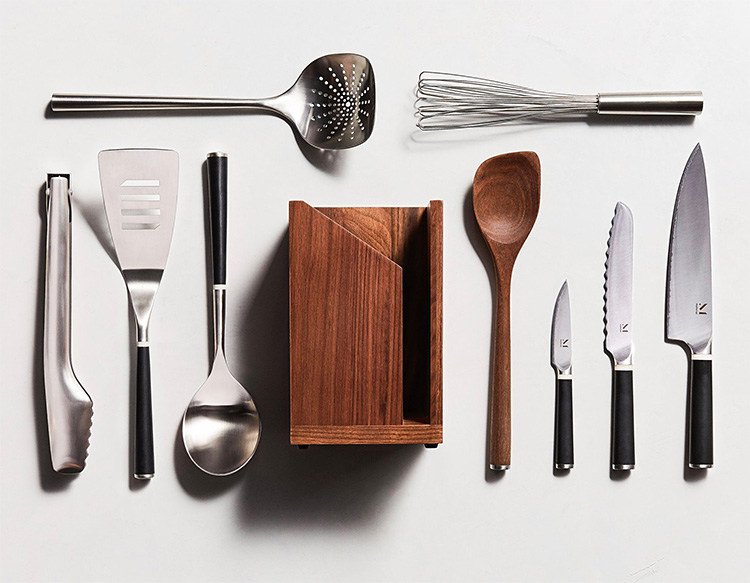 Material Kitchen Makes It Simple To Step Up Your Chef Game at werd.com