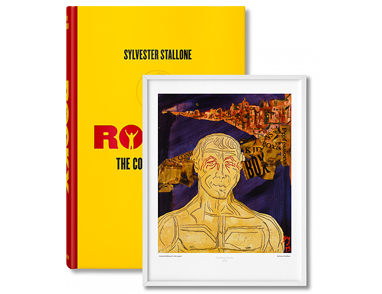 <i>Rocky: The Complete Films</i> Celebrates The Original Italian Stallion at werd.com