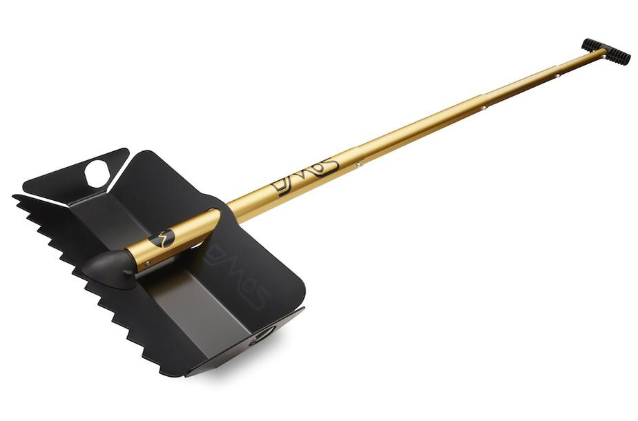The DMOS Stealth Shovel is a Winter Driving Essential at werd.com