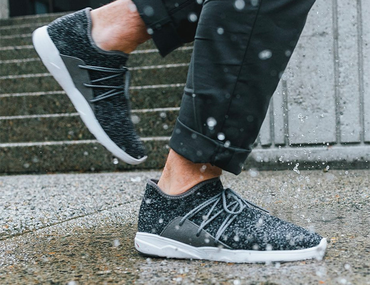 This Winter, We Want Waterproof Kicks at werd.com