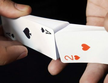 AirDeck is the Ultimate Travel Playing Card Set