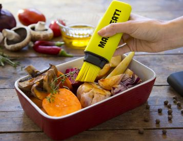This Basting Brush Will Highlight Your Culinary Skills