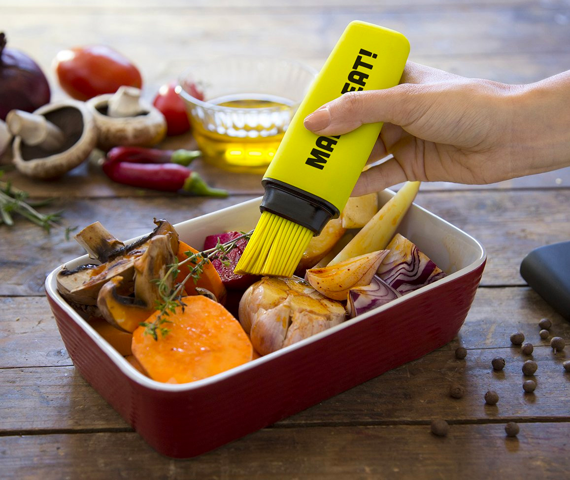 This Basting Brush Will Highlight Your Culinary Skills at werd.com