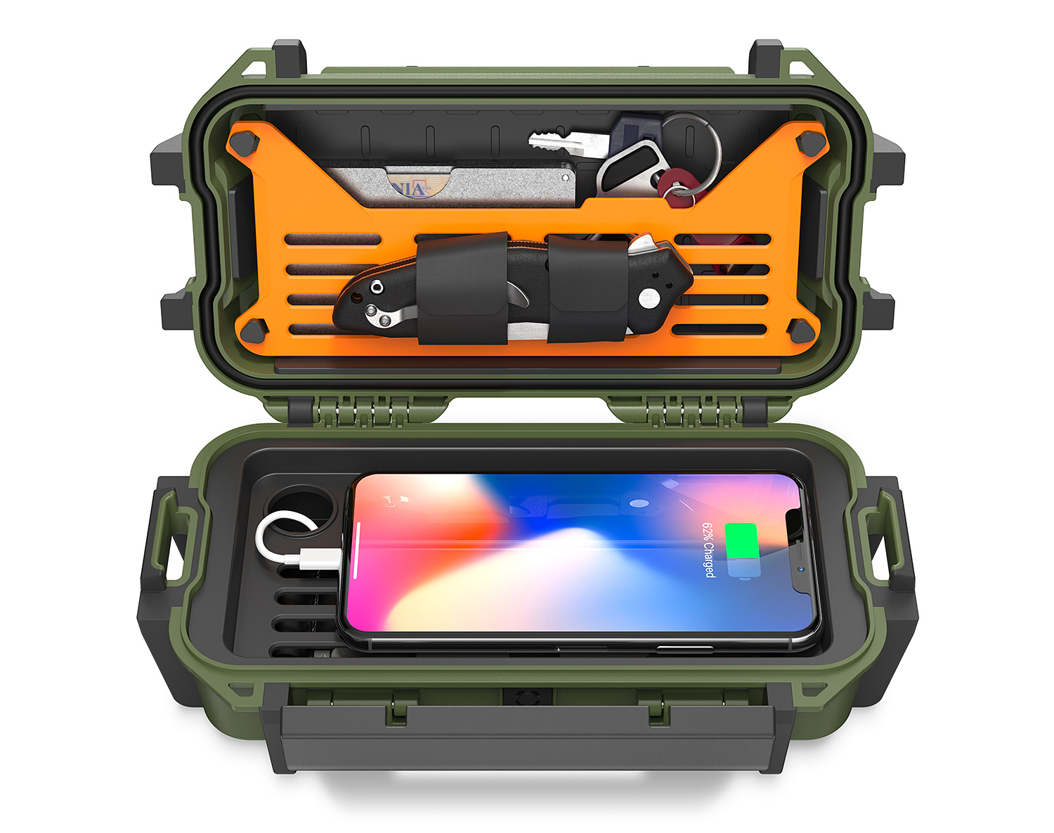 Pelican RUCK Cases Keep Accessories Organized & Protected from the Elements at werd.com
