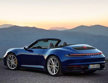 Porsche Unveils 2020 911 Carrera S & Cabriolet