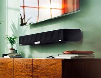 Sennheiser's AMBEO Soundbar Boasts 3D Audio Technology