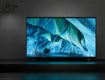 Sony Unveils Master Series 8K TVs