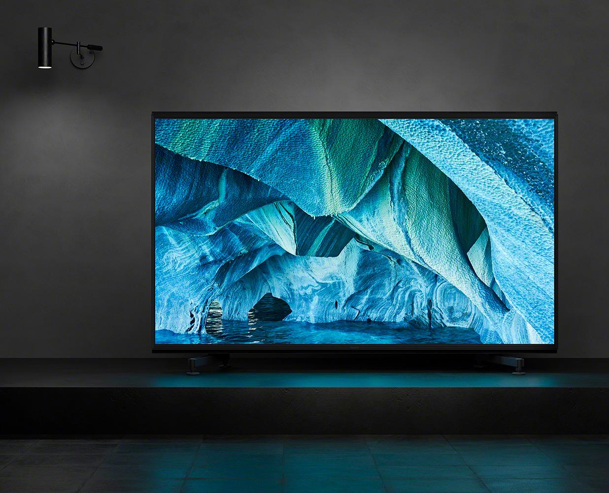Sony Unveils Master Series 8K TVs at werd.com