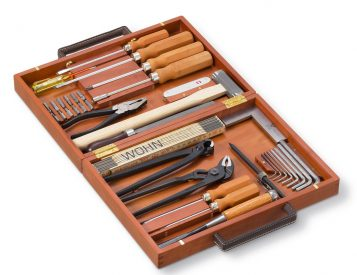Every Home Handyman Needs a Super Expensive Swiss Tool Box