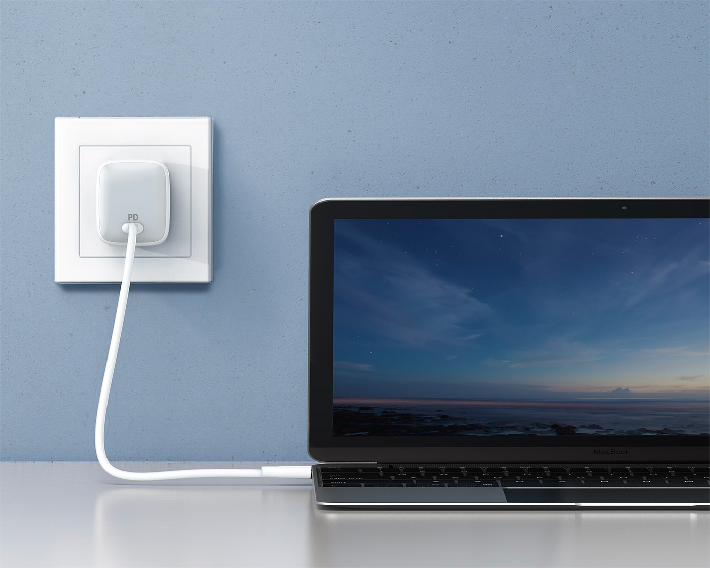 Anker is About To Release the World's Smallest USB-C Wall Charger at werd.com