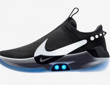 Nike Drops the Self-Lacing Adapt BB Hoop Shoe