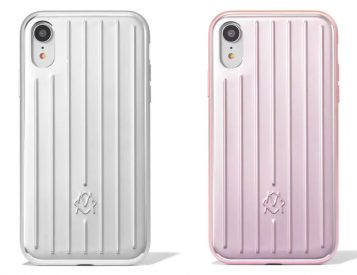 Rimowa's iPhone Cases Look Just Like Their Luggage