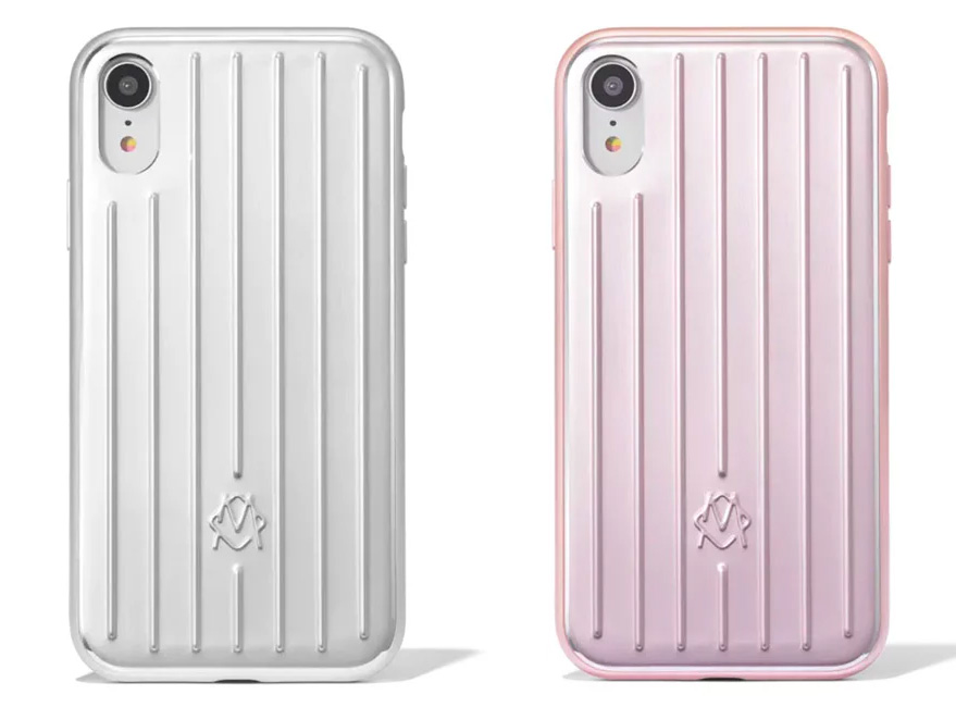 Rimowa's iPhone Cases Look Just Like Their Luggage at werd.com
