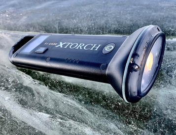 X-Torch: Light & Power Anywhere You Wander