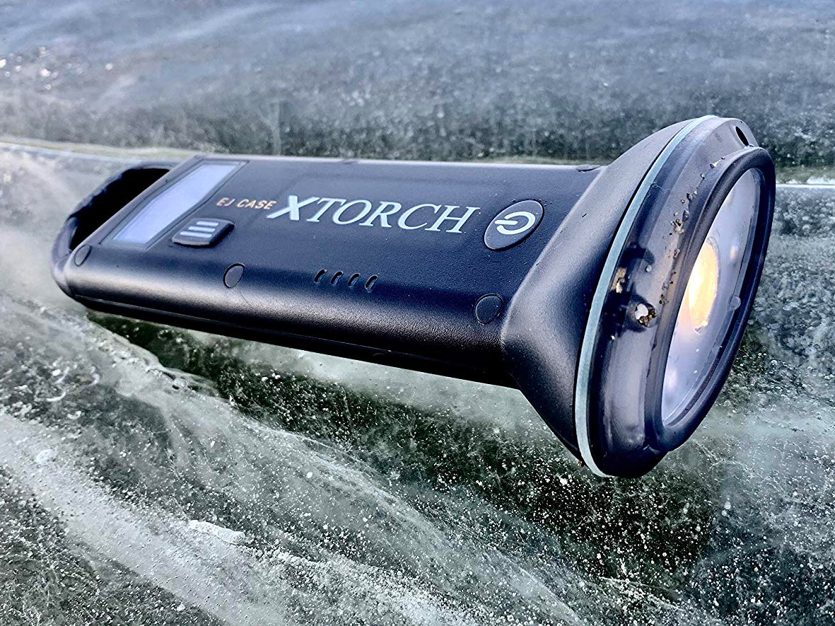 X-Torch: Light & Power Anywhere You Wander at werd.com