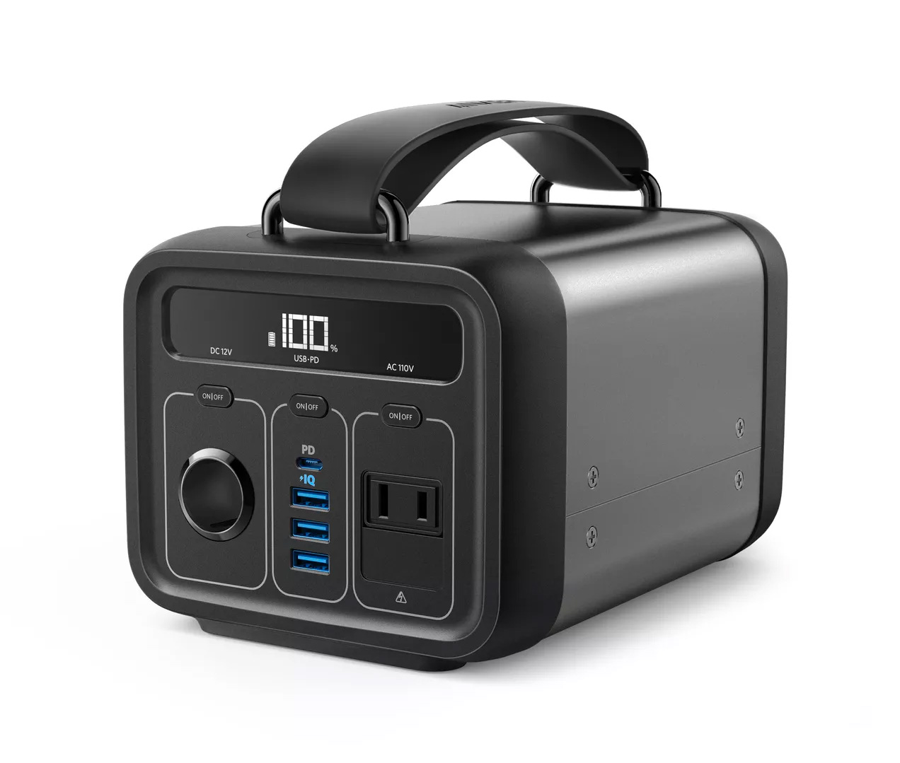 Anker's PowerHouse 200 is Portable & Plenty Powerful at werd.com