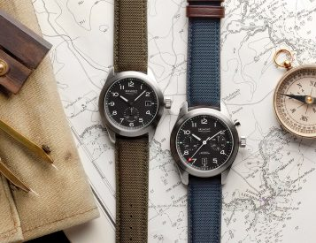 Bremont's Armed Forces Collection Pays Homage to the British Military
