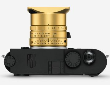 Leica Unveils a Limited M10-P Rangefinder with New Cinematic Functions